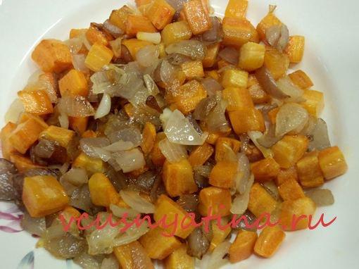 салат с вареной куриной грудкой