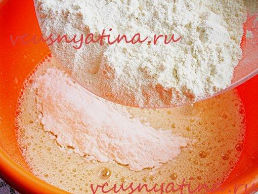 бисквитный рулет рецепт с фото