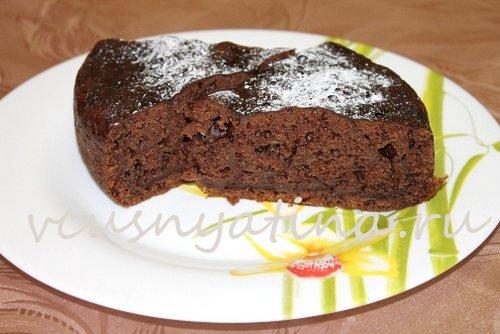 Кабачковый шоколадный пирог: 2 рецепта для любителей выпечки