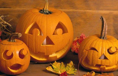 tykva-na-hjellouin Как вырезать тыкву на Хэллоуин: изготовление фонаря из бумаги, красивое оформление головы Джека