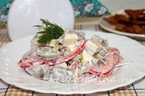 salat cheshskij