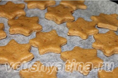 Рождественское печенье: выпекаем с имбирем