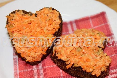 простые бутерброды рецепты