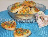 рецепт печенье сердечки