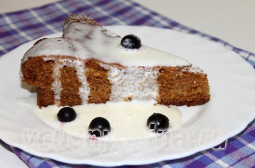 пирожное домашнее рецепт