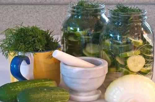 рецепты соленых огурцов на зиму