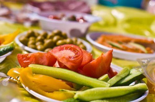 Правильное питание летом