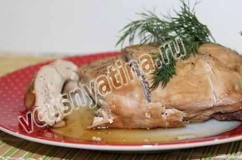 диетическая куриная грудка