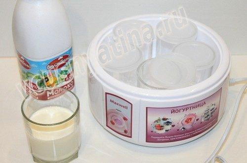 domashnij jogurt 1