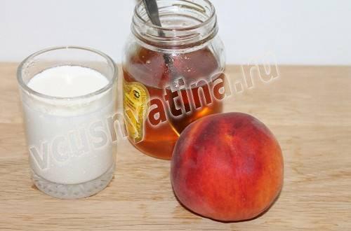 smuzi s persikom 1