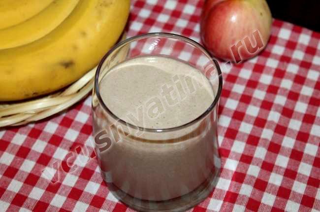 bananovyj koktejl s morozhenym 4
