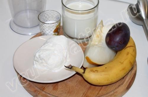 bananovyj koktejl s morozhenym 6