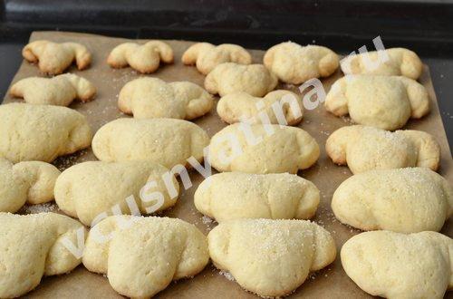 Печенье Овечки на Новый 2015 год