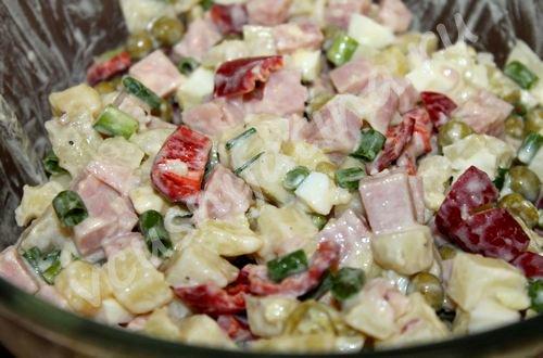 salat s vetchinoj i ovoshhami 8
