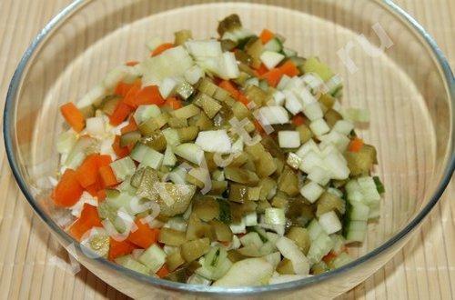 salat varezhka deda moroza 1