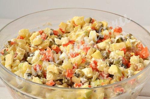 ovoshhnoj salat s jablokom6