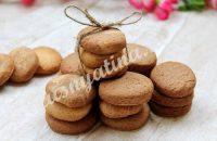 Рецепт простого песочного печенья для всей семьи