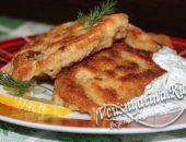 Филе пангасиуса в кляре, рецепт с фото по шагам