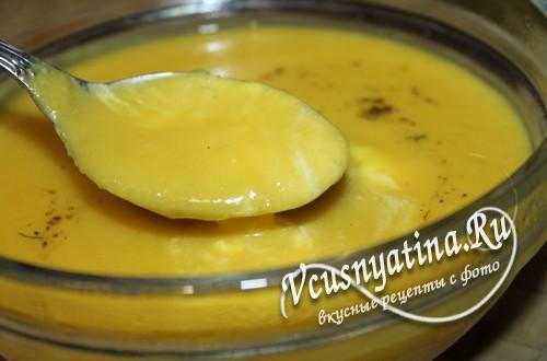 Как вкусно приготовить суп-пюре из кабачков
