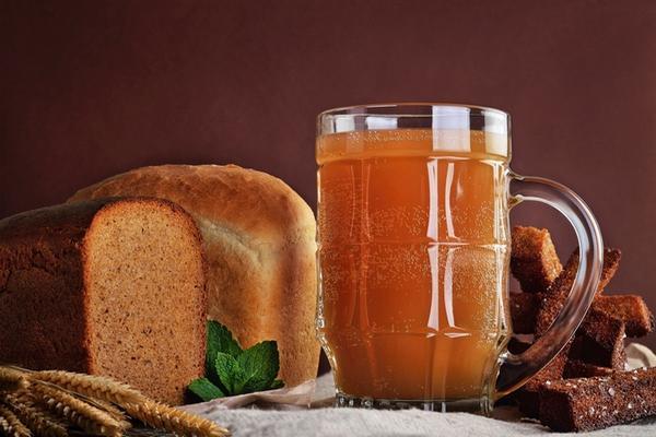 Хлебный квас - свойства, выбор и хранение