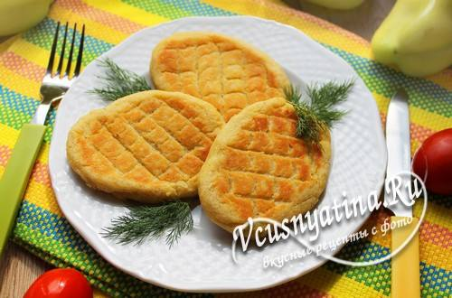 рецепт картофельных котлет из пюре быстрого приготовления