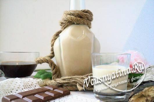 ликер из кофе со сгущенкой