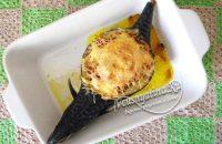 Запеченная скумбрия «Лодочка» с овощами – пошаговый рецепт с фото