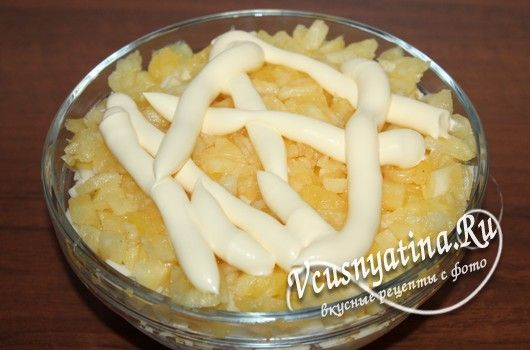 salat s ananasami i kolbasoj7