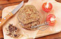 Оладьи из куриной печени, рецепт с фото