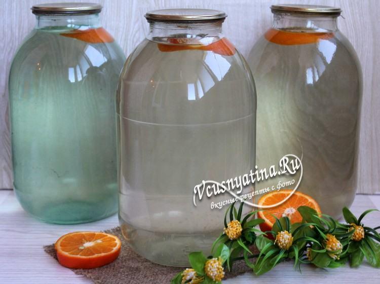 Как закатать березовый сок