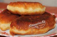 Дрожжевые пирожки с хурмой – рецепт с фото