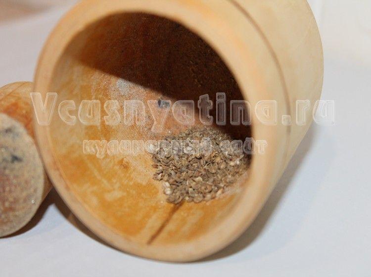 Зерна кориандра
