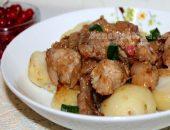 Свинина с красной смородиной: рецепт с фото пошагово