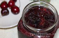 Варенье из черешни: рецепт с фото