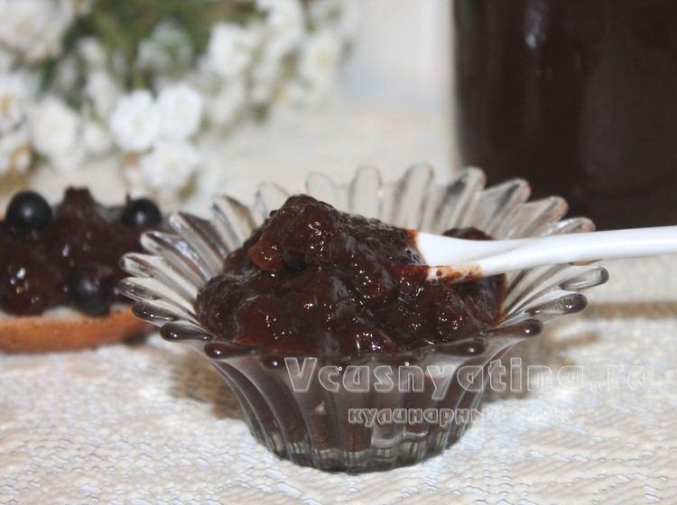 Грушевый джем с шоколадом: рецепт с фото