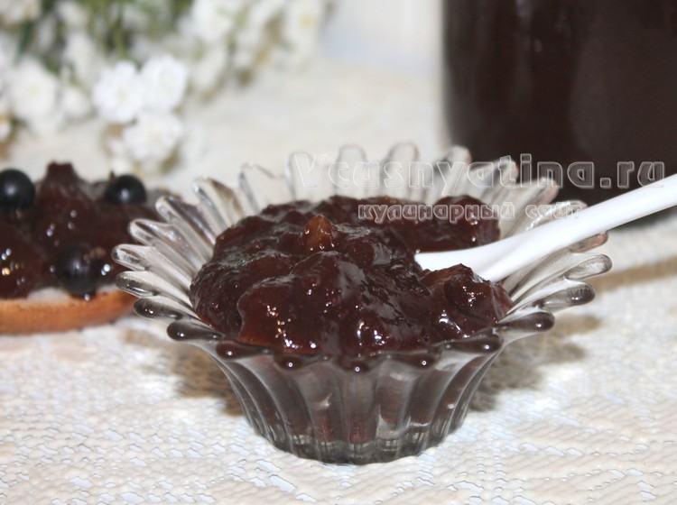 Рецепт грушевого джема с шоколадом