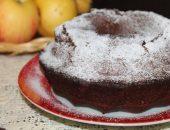 Постный шоколадный кекс: рецепт с фото по шагам