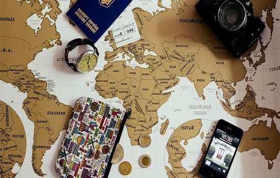 Подарки путешественнику