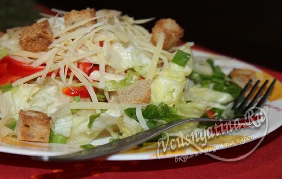 Готовый салат Мишура