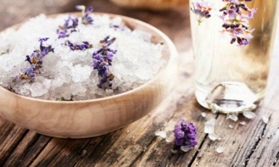 Английская соль для похудения