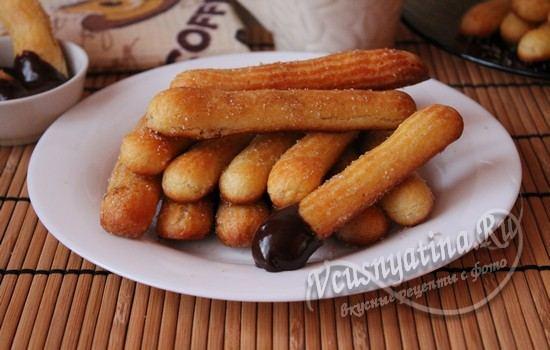 печенье готово