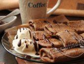 шоколадные блины на кефире