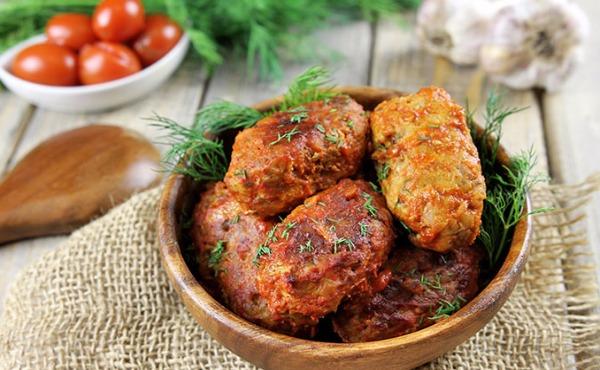 Гречаники с куриным фаршем рецепт с фото