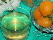 компот из абрикосов с мятой