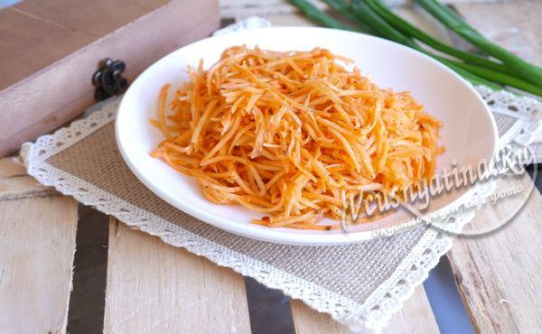 морковча