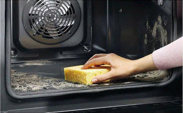 Как и чем отмыть духовку начисто в домашних условиях – эффективные способы