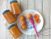 детское абрикосовое пюре