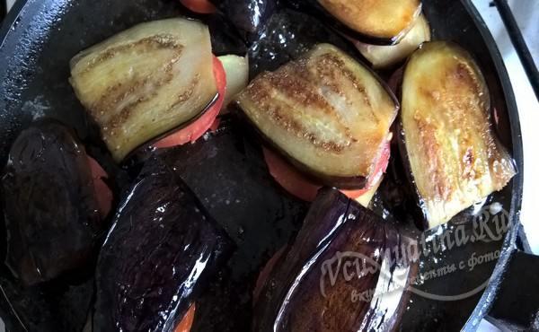 обжарка овощных сэндвичей