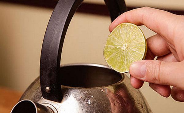 Лимонная кислота от накипи в чайнике: способы применения