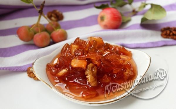 вранье из спелых яблок